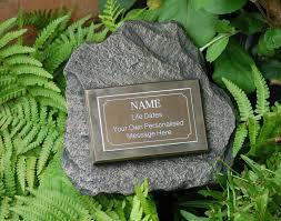 outdoor memorial plaques memory plaques for garden lawsonreport cb3272584123