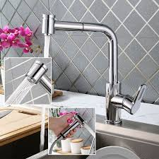 mischbatterien küche profi ausziehbar küche armatur küchenarmatur wasserhahn spültisch
