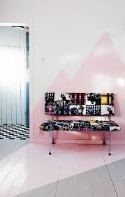 Farbe Esszimmer Abnehmen Wandgestaltung Im Flur Mit Wandfarbe In Rosa Und Weiß Unbedingt