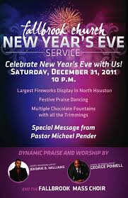 new years events in houston events new year s service