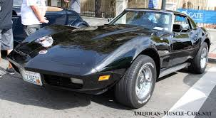 year corvette made 1973 chevrolet corvette