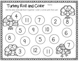 grade thanksgiving math literacy stations and daily 5
