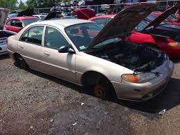 junkyard classic 1997 mercury tracer ls u2013 vanishing trace