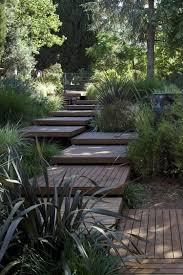 bloc marche escalier exterieur escalier de jardin à faire soi même en 49 idées de conception