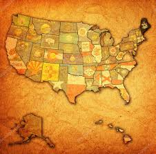 Maine State Usa Map by Maine On Map Of Usa U2014 Stock Photo Michal812 36326611