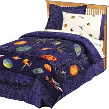 Outer Space Window Curtains by My Room Outer Space Bed In A Bag Walmart Com