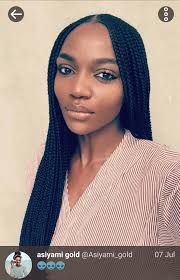 how to braid hair with middle part 27 braid and cornrow hairstyle ideas featuring african beauty