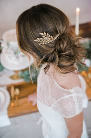 25 gorgeous gold hair accessories ideas on bridal