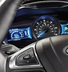 2017 ford fusion sedan features ford com