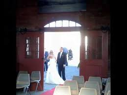 Piedras Blancas Light Station Piedras Blancas Lighthouse Wedding With Candle Light Strings Youtube