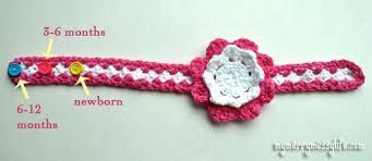 baby crochet headbands crochet seed stitch baby headband free crochet pattern my