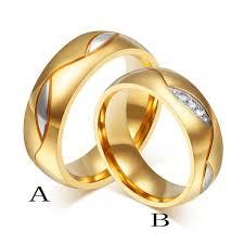 engagement ring rings images Gold engagement ring titanium steel 8 95 demo jpg