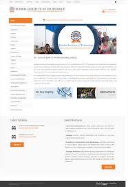 alumni website software college website development ifnoss