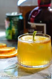 jack o u0027 lantern cocktail a healthy life for me