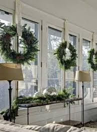 Christmas Decorations For Homes Best 10 Christmas Window Decorations Ideas On Pinterest Window