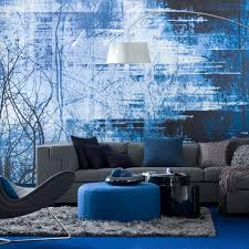 design dilemma monochromatic rooms color blue living spaces