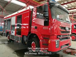 iveco 4x2 water tanker foam fire truck china tic trucks www