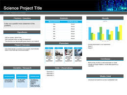 science fair project powerpoint template science fair banner
