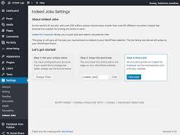 How To Upload New Resume On Indeed Indeed Jobs U2014 Wordpress Plugins
