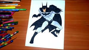batman new coloring pages for kids colors superheroes coloring