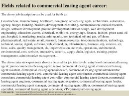 Leasing Consultant Duties Resume Leasing Agent Job Description Leasing Consultants Usually Show