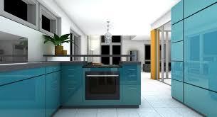 cuisine de couleur réaménagez votre cuisine avec des couleurs tendance