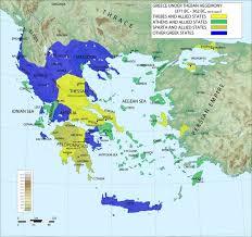 greece map political ancient greece ancient history encyclopedia