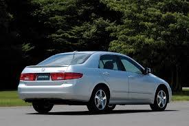 2007 honda accord dimensions 2003 07 honda accord consumer guide auto