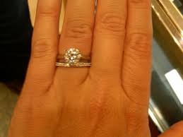 how to wear wedding ring set wedding rings set for him and white gold and fresh