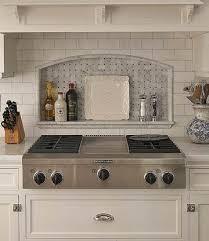Tile Backsplash Ideas For Behind The Range Cooking Oil Subway - Stove backsplash