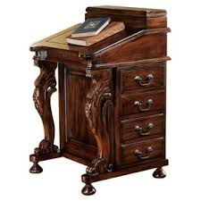 Secretarys Desk Desks You Ll Wayfair