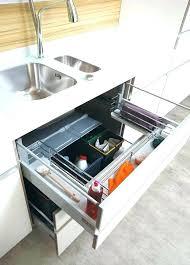 meuble poubelle cuisine poubelle pour meuble de cuisine poubelle intacgrace cuisine