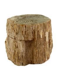 bernhardt petrified wood side table bernhardt bangor petrified wood side table