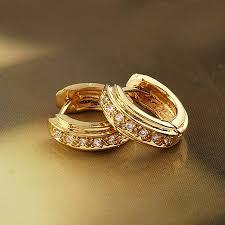gold stud earrings for women luxury gold stud earrings jewellry s website