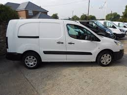 peugeot commercial used white peugeot partner for sale essex