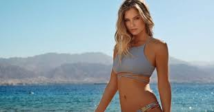 bar refaeli swimwear ad censored in israel israel news haaretz com
