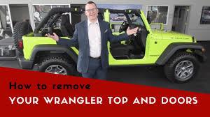 how to take doors a jeep wrangler how to take the doors and top a jeep wrangler