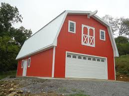 Red Barn Clarksville Tn Nashville And Middle Tn Primier Garage Builder Storage Shed