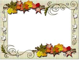 thanksgiving borders clipart clip library