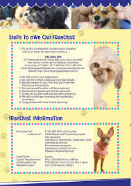 dog spa franchise information