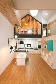 Korean Interior Design by Modern T Shaped House In South Korea Idesignarch Interior