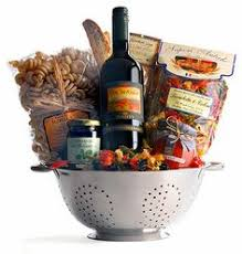 pasta gift basket gift basket could use bloxstyle s personalized cutting board