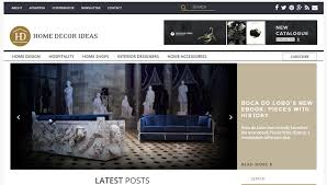 home interior website top 100 best interior design blogs of 2016 covet edition
