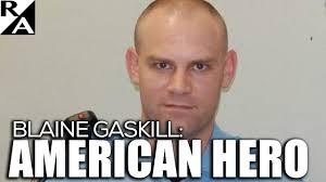 Blaine Meme - blaine gaskill american hero youtube