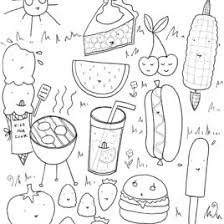 coloring pages of food free printable food coloring pages for coloring pages free