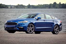 ford fusion sport 0 60 2017 ford fusion review
