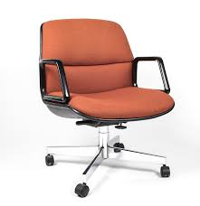 Leopard Print Swivel Chair Retro Pollock Style Swivel Office Chair Ebth
