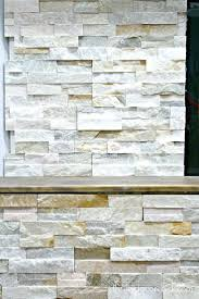 stacked stone fireplace surround ideas wall with cedar mantle cost