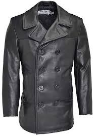 Cowhide Leather Vest Casual Weekend Pebbled Cowhide Leather Jacket