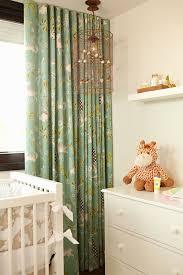 Green Curtains For Nursery Gender Neutral Nursery Transitional Nursery Chris Barrett Design